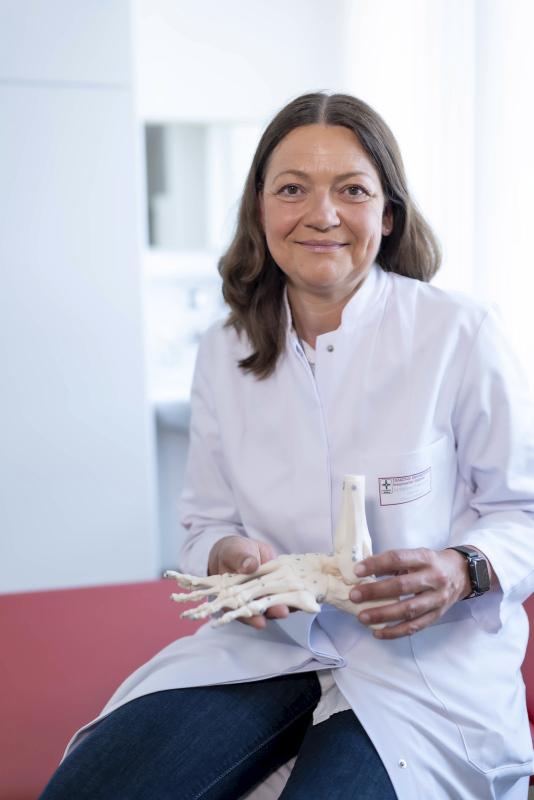 Vortragsreihe der Sektion Orthopädie informiert über moderne operative Verfahren