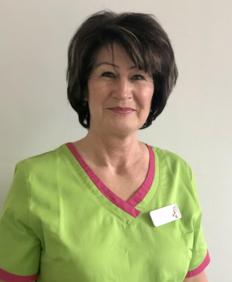 Hunsrück Klinik in Simmern: Anna Hübert begleitet Krebspatientinnen durch die Therapie