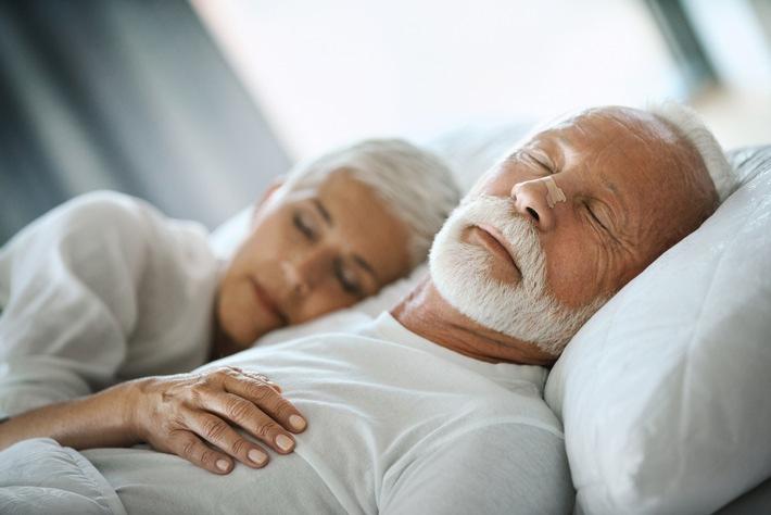 Tipps für Schnarchnasen – durchatmen und erholt aufwachen