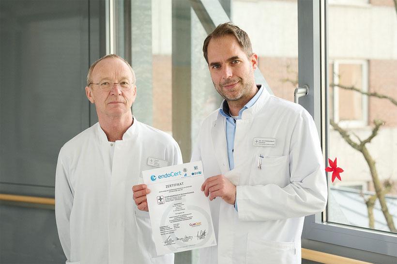 Erneut zertifiziert: EndoProthetikZentrum Simmern